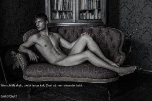 mann altes sofa - DH Fotoart.ch für Spezielles
